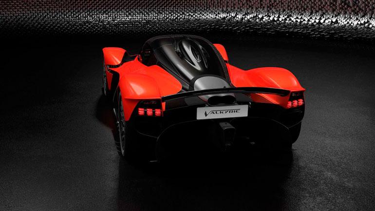 Aston Martin Valkyrie Pack