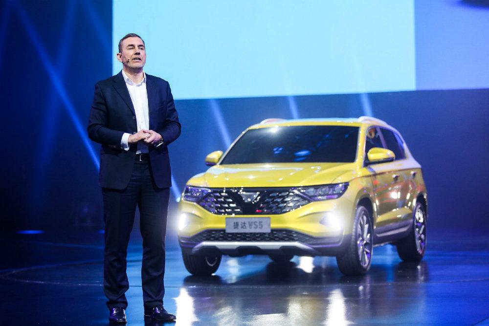 Volkswagen-FAW презентовало Jetta