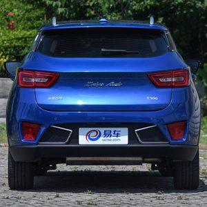 Бюджетный кроссовер Zotye T300 за 450 тысяч рублей появился у дилеров