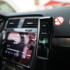 Балтика внедряет алкоблокираторы запуска двигателя для автомобилей