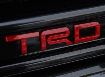 Toyota расширяет линейку внедорожников в специальной версии TRD