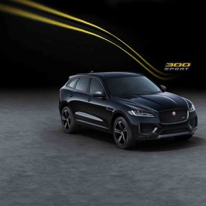 Jaguar Land Rover представляет новую версию Jaguar F-Pace Chequered Flag
