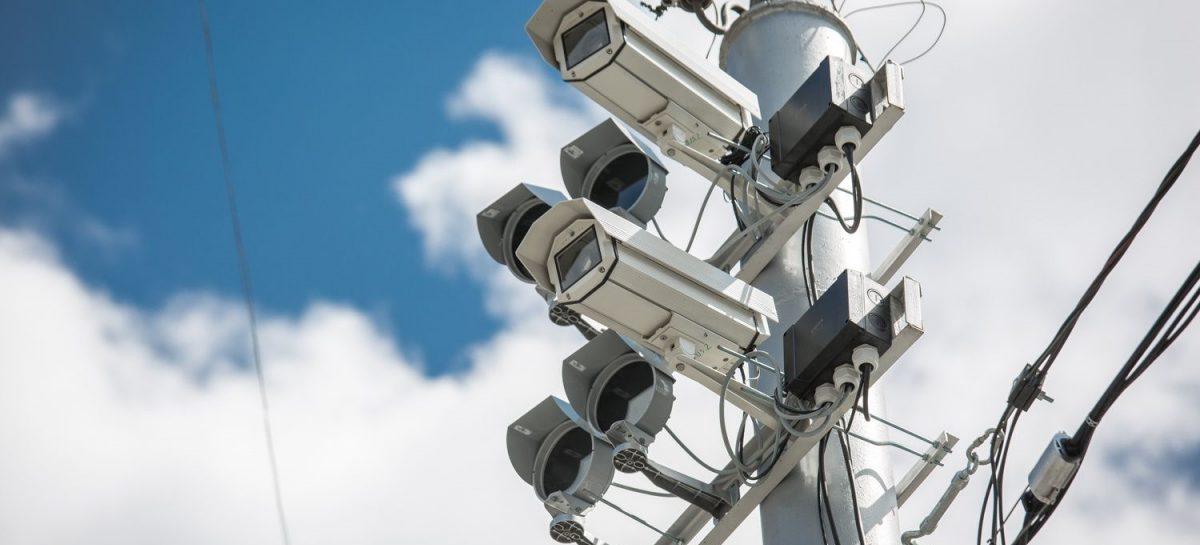 Опубликован перечень мест установки камер фотовидеофиксации в Подмосковье