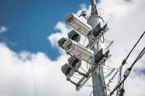 Власти Москвы рассекретили адреса новых камер