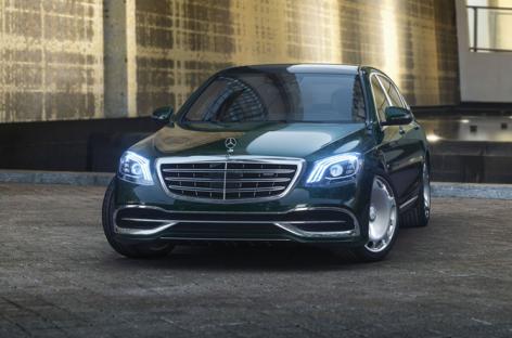 """Рынок автомобилей класса """"Люкс"""" в феврале упал на 25%"""