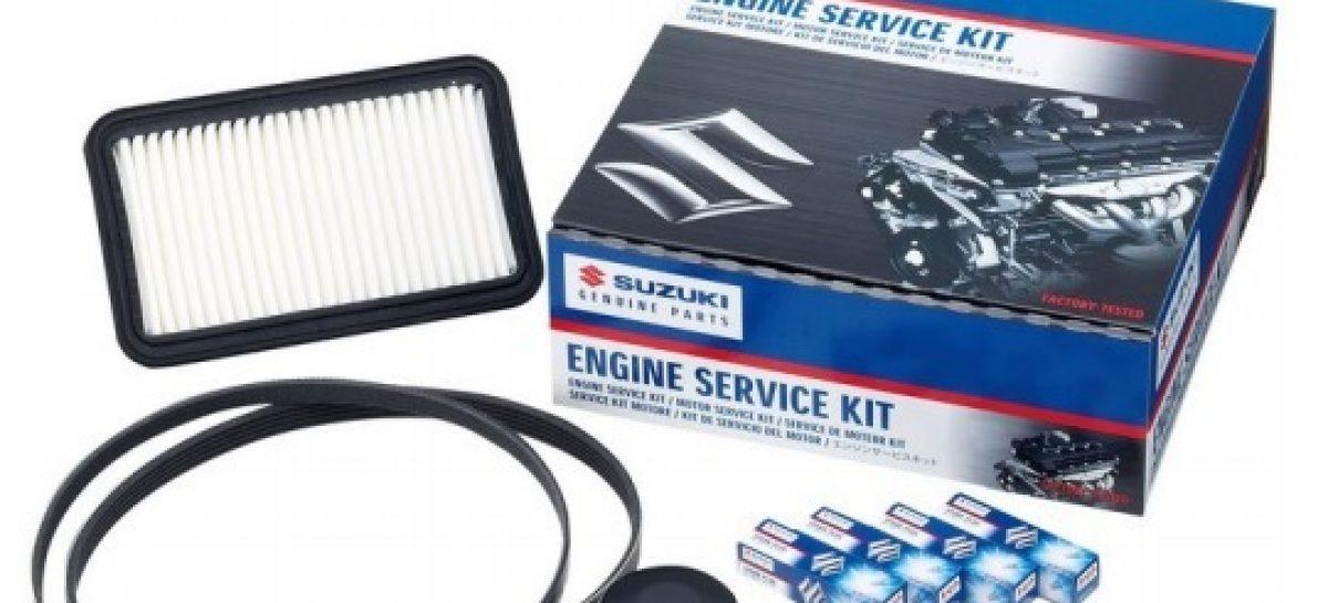 Suzuki снижает цены на сервис-комплекты для Grand Vitara