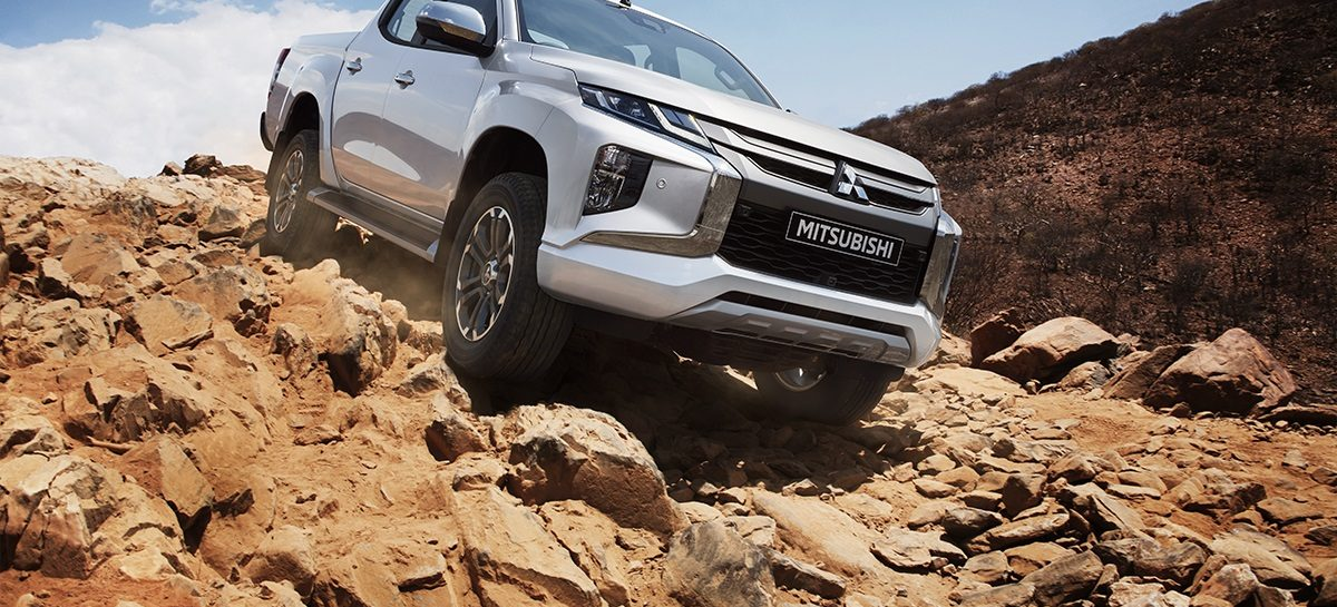 Mitsubishi L200 new model photo