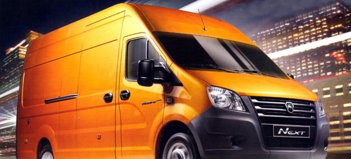 Рынок новых LCV в ноябре: ТОП-10 марок и моделей