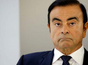Бывший глава Nissan уехал из Японии в Ливан за несколько месяцев до суда