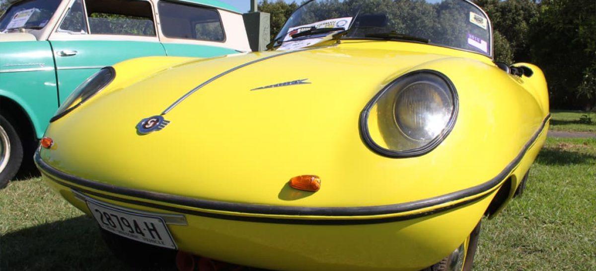 Dart – автомобиль похожий на игрушку, был продан с аукциона за 15000 австралийских долларов