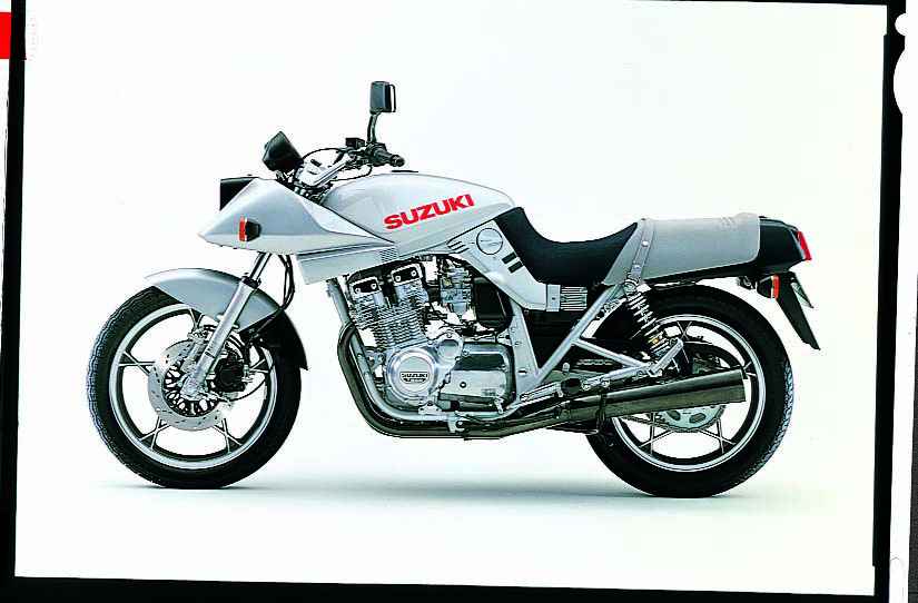 Suzuki gsx1100s photo