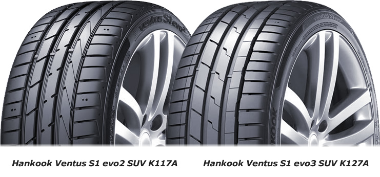 Сравнение шин Hankook