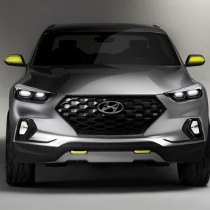 Hyundai Venue - новый кроссовер 2020 года