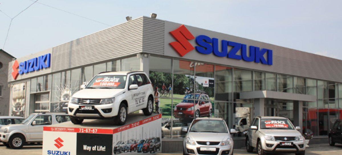 Компания СУЗУКИ МОТОР РУС попала в топ-3 европейских дистрибьюторов Suzuki