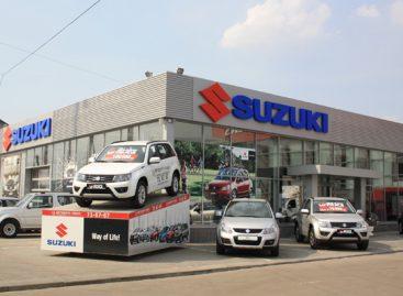 Suzuki предложит сниженные ставки по кредиту на Vitara и SX4