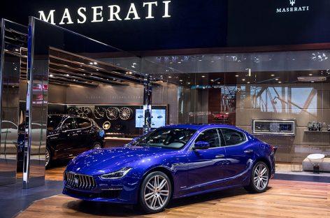 Амори Ла Фонта назначен генеральным директором Maserati Central Europe