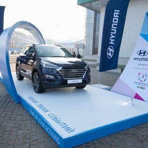 Hyundai выступает официальным партнером XXIX Всемирной зимней универсиады