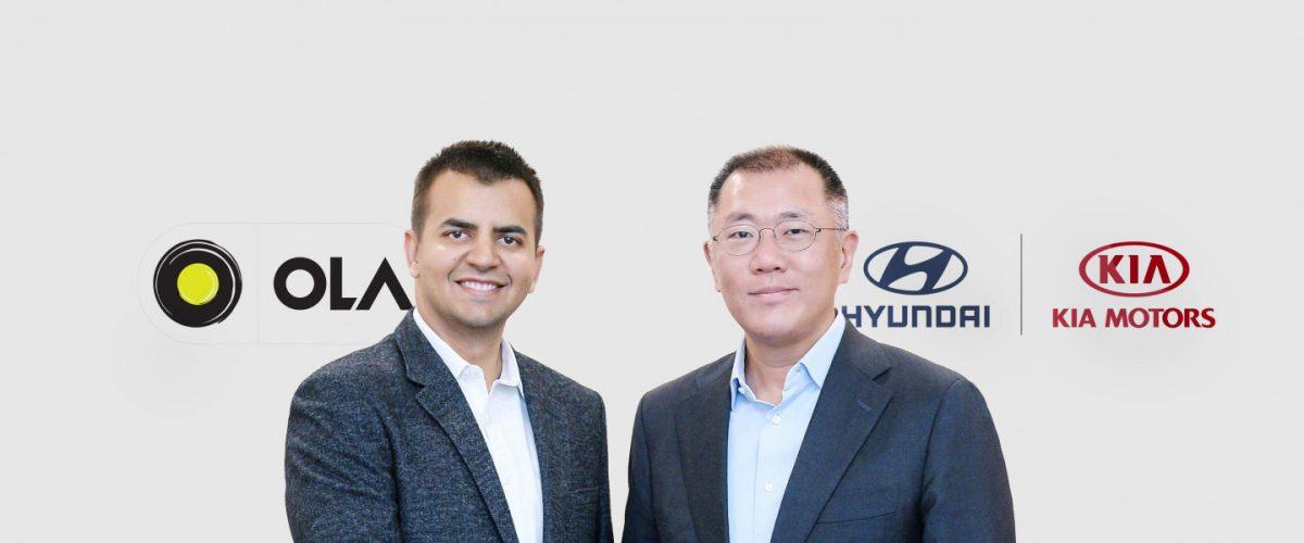 вице-президент Hyundai и генеральный директор Ola