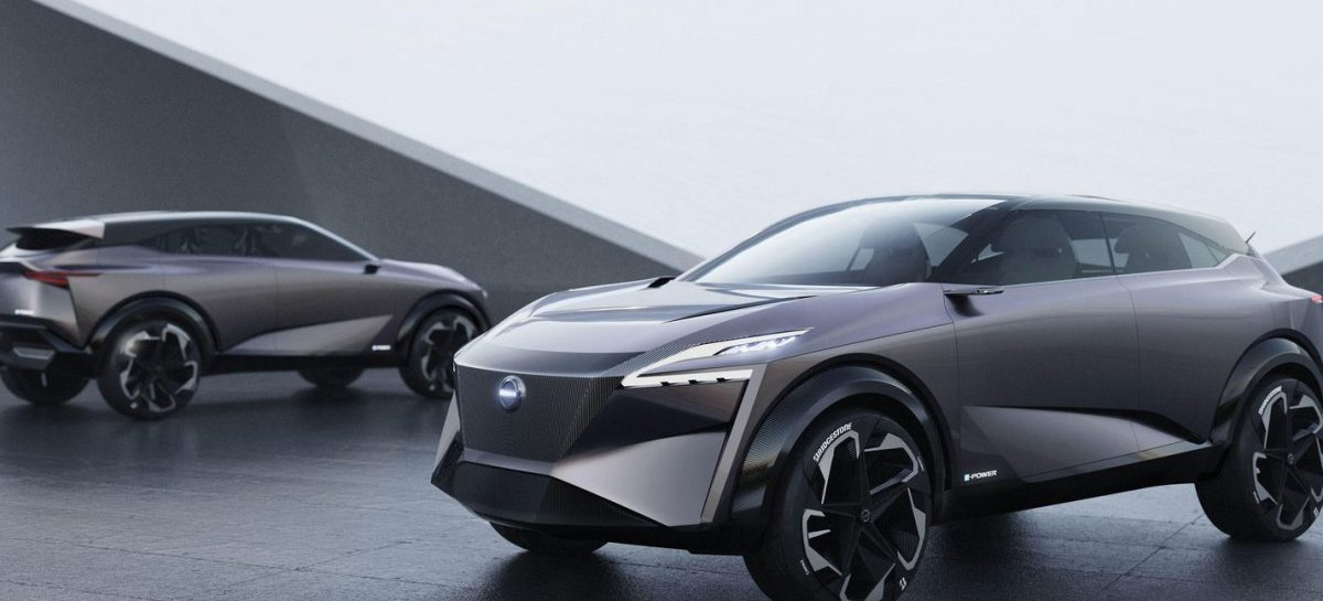 Nissan представила в Женеве концепт IMQ