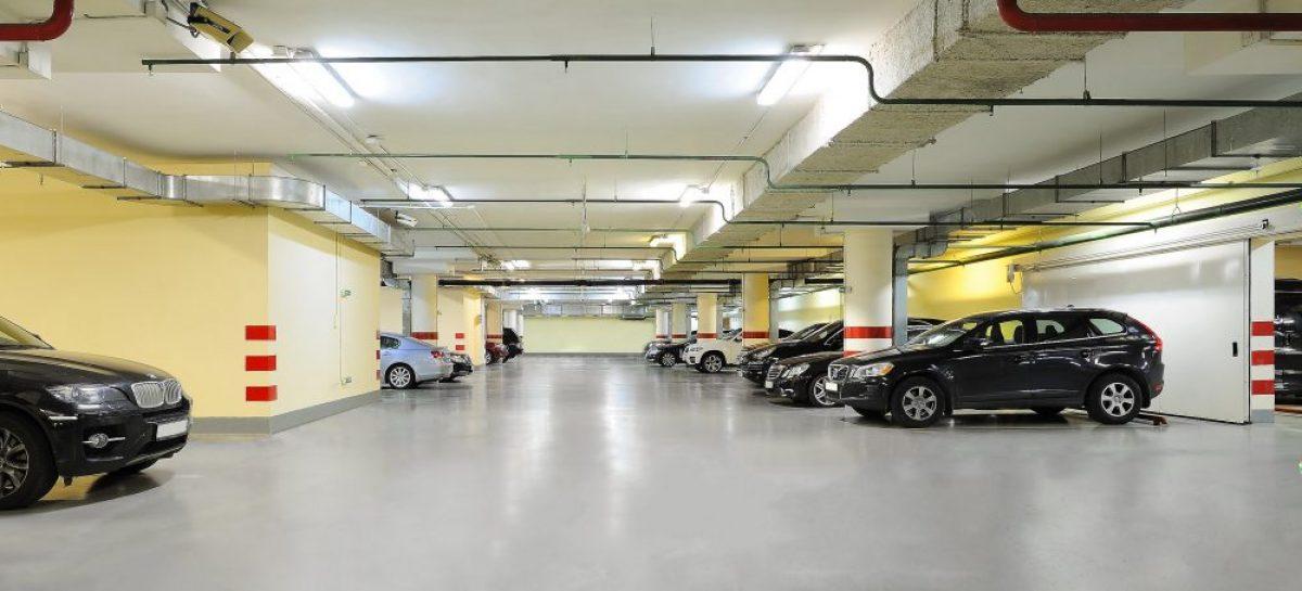 Самое дорогое парковочное место в Москве стоит 5.6 млн рублей