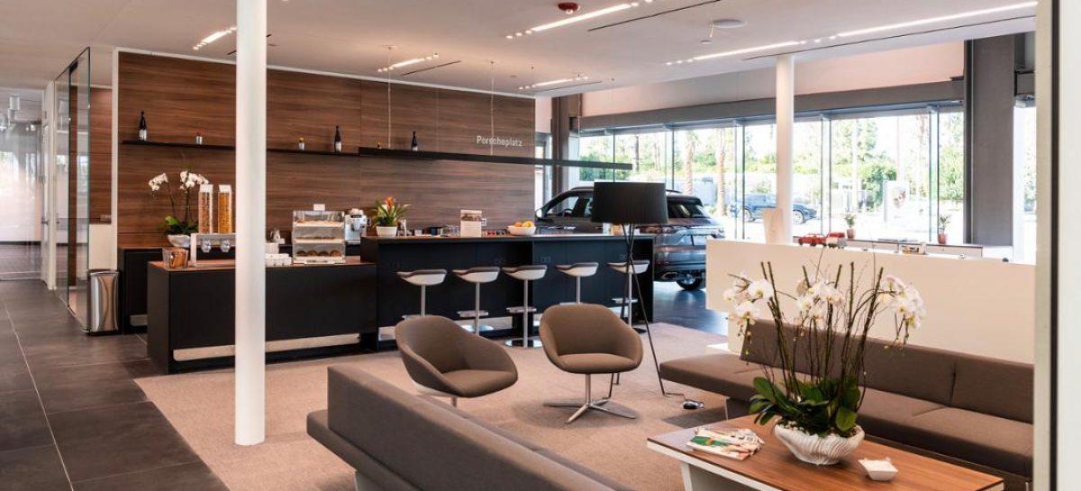 Новая корпоративная архитектура для центров Porsche