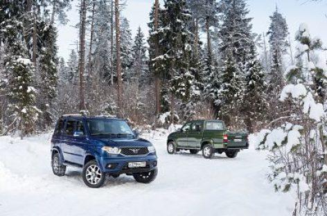 УАЗ начал выпускать детали рулевого управления с лазерной маркировкой