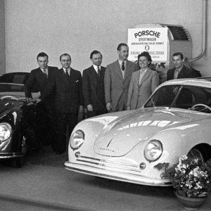 С 1949 года Женева является для Porsche главной сценой для представления своих сенсационных новинок