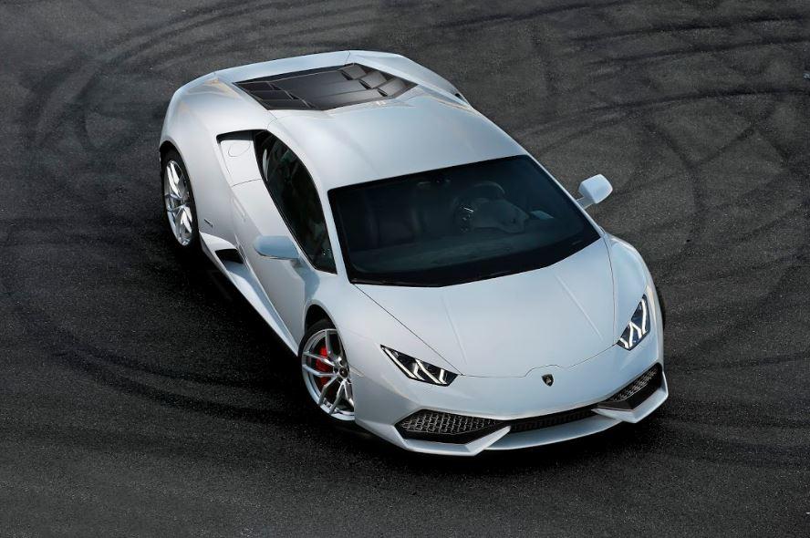 суперкары Lamborghini 2