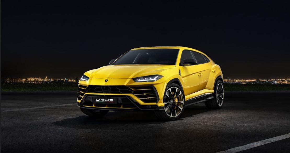 суперкары Lamborghini