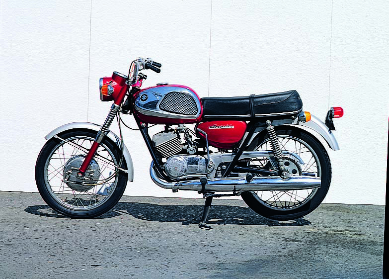 Suzuki t-500 photo