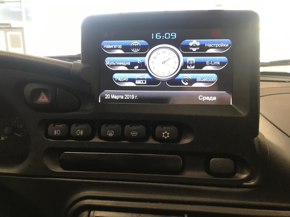 Нива Chevrolet новая комплектация