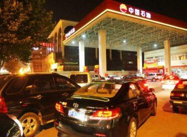 В Китае вместо бензина будут использовать спирт