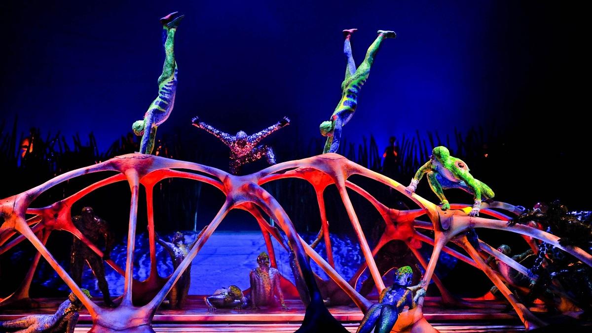 Cirque du Soleil 2019