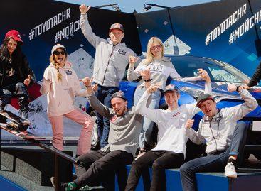 Team Toyota Russia представила обновленный состав команды
