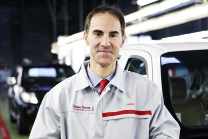 Фрэнк Торрес (Frank Torres) назначен Вице-президентом подразделения Nissan Россия