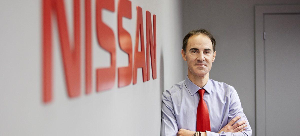 Новое назначение в Nissan Россия