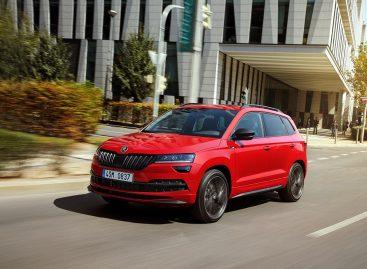 За три месяца клиенты Škoda Auto получили 307 600 автомобилей