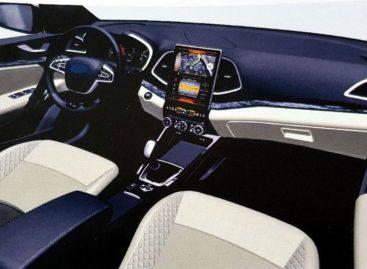 Новая Lada Vesta с вариатором уже проходит испытания