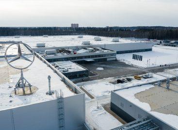 Mercedes-Benz Cars открывает завод по производству легковых автомобилей в России