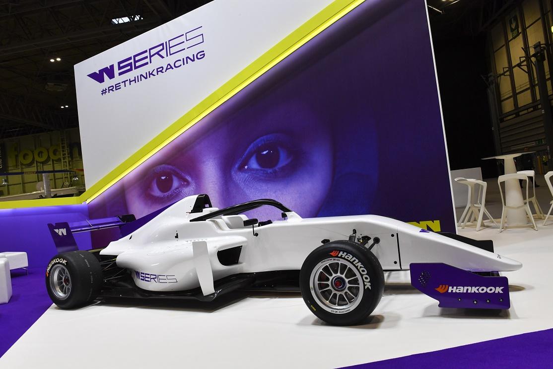 2019 Autosport International Show