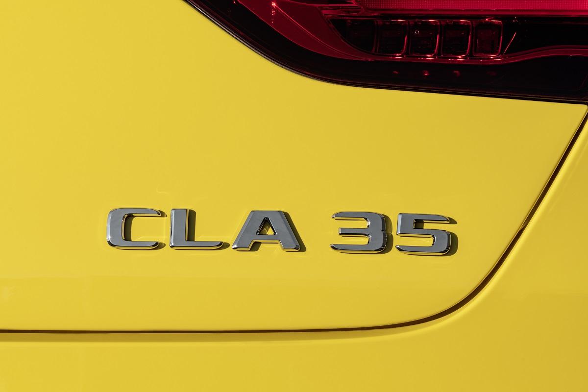 Mersedes CLA 35 4MATIC