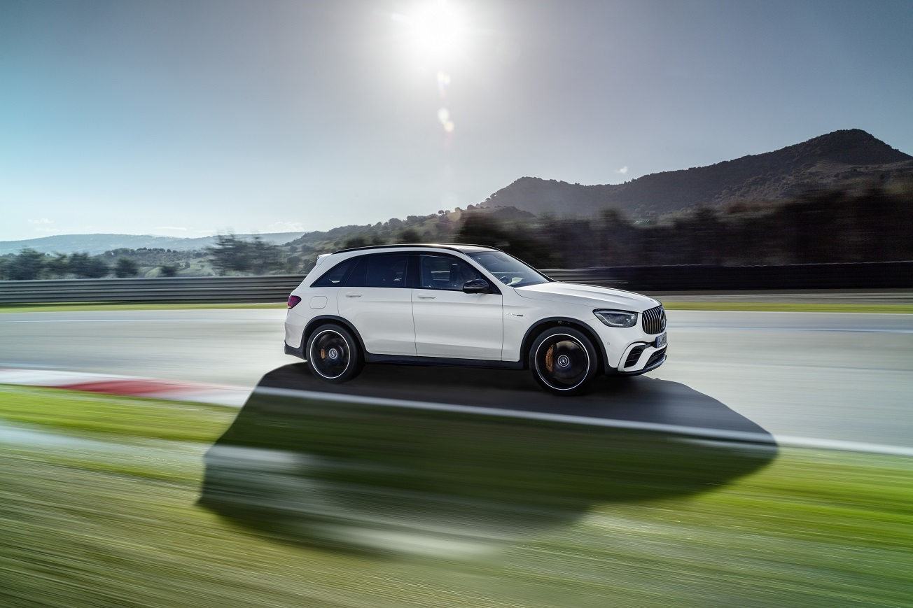 Mercedes-AMG GLC 63 S 4MATIC+ (2019)Mercedes-AMG GLC 63 S 4MATIC+ (2019)