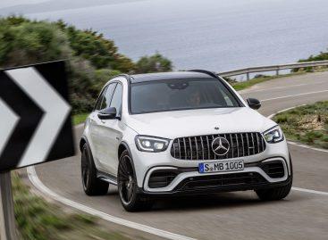 Mercedes-AMG GLC 63 S 4 MATIC+  стильное универсальное решение с «генами» гоночного автомобиля
