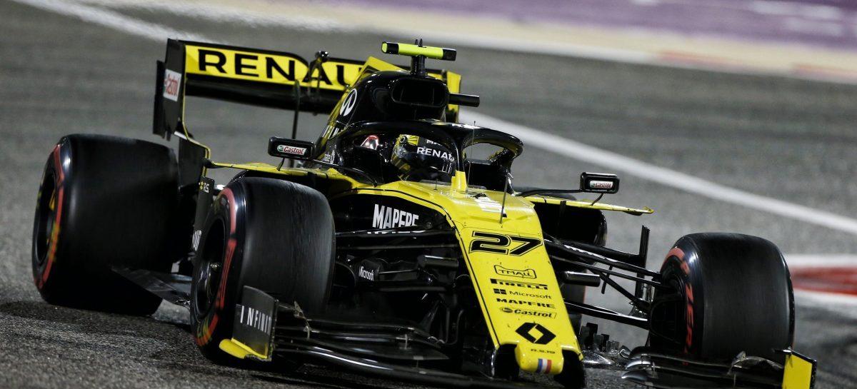 Renault F1 Team на Гран-при Бахрейна