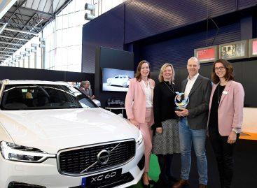 Экологические инициативы Volvo Cars получили признание на  премии Plastics Recycling Awards