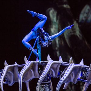 """Поклонников """"Аватара"""" ждет новое шоу от Skoda Auto и Cirque du Solei"""