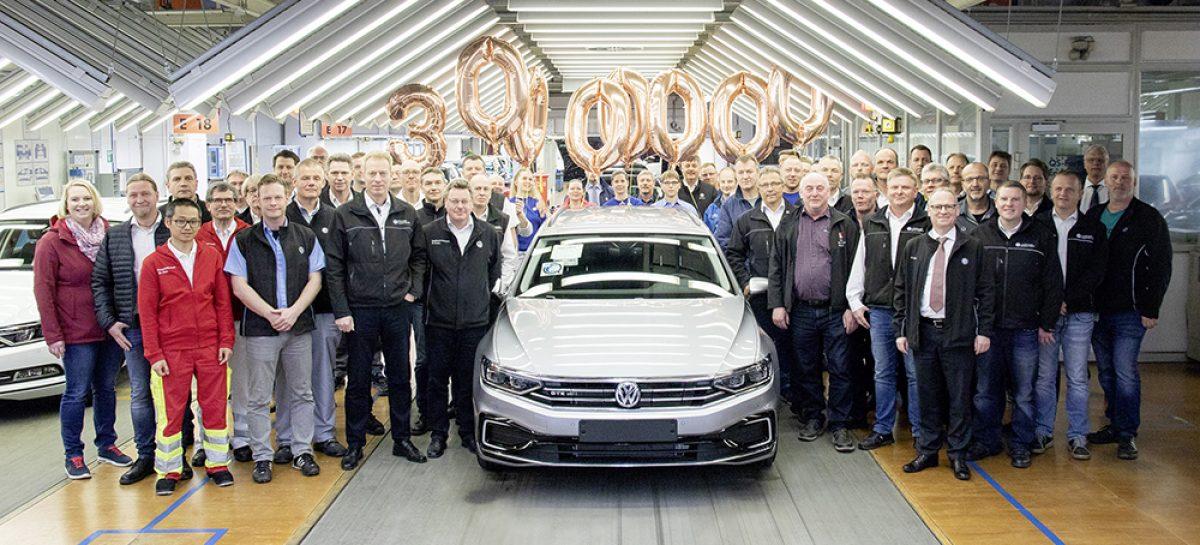 30 миллионов Volkswagen Passat продано по всему миру