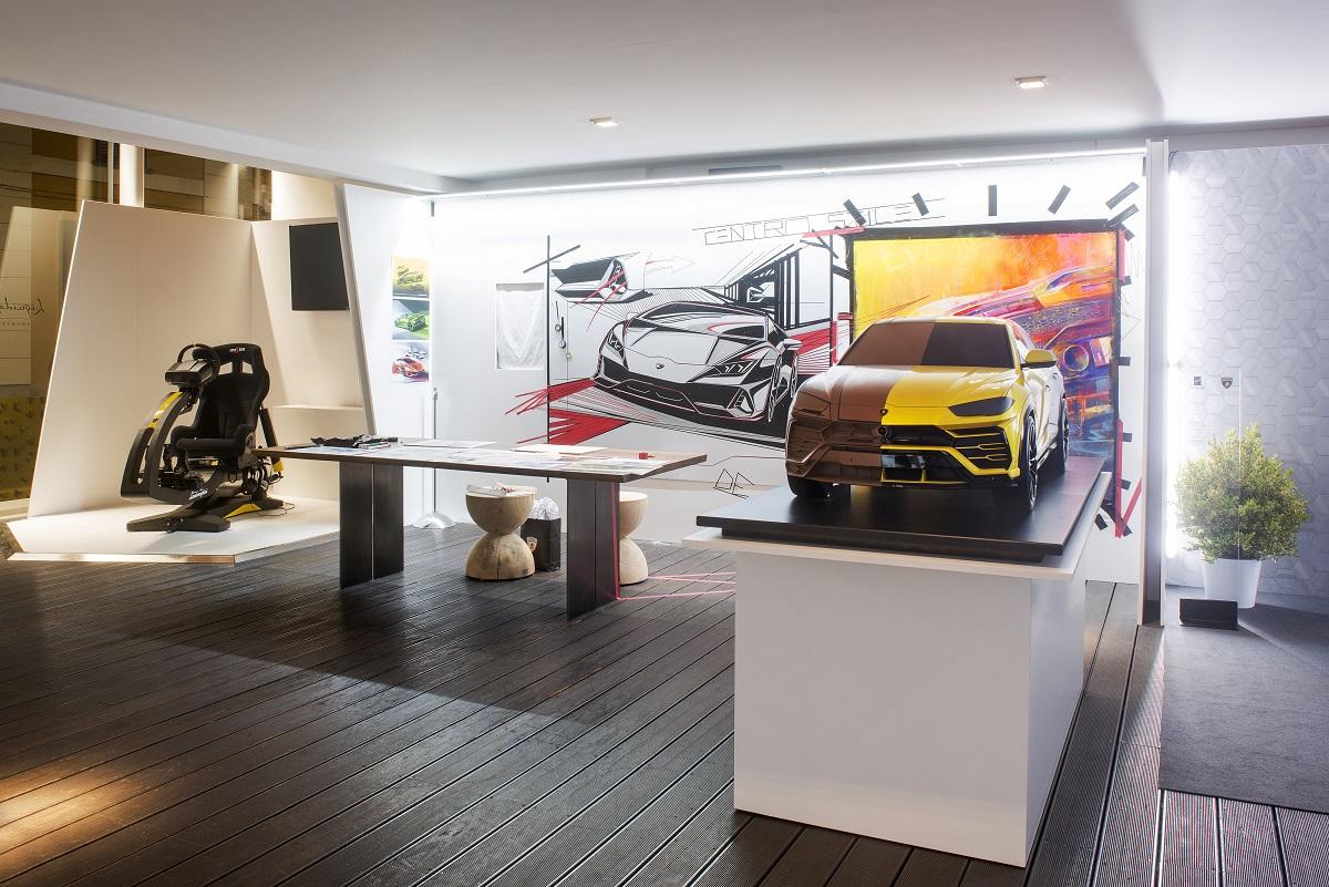 Lamborghini — жизнь в стремительном ритме