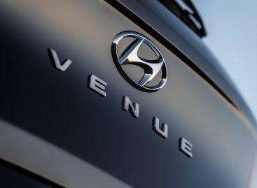Hyundai представил дизайн кроссовера Venue