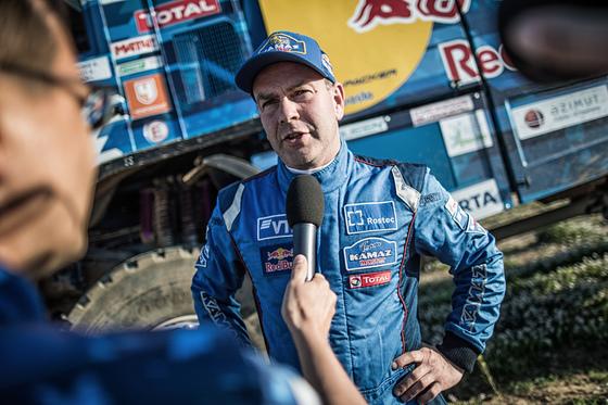 Андрей Каргинов, пилот экипажа №301